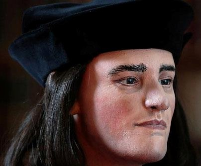 The skeleton of Richard Pichard Plantagenet has been found in Leicester