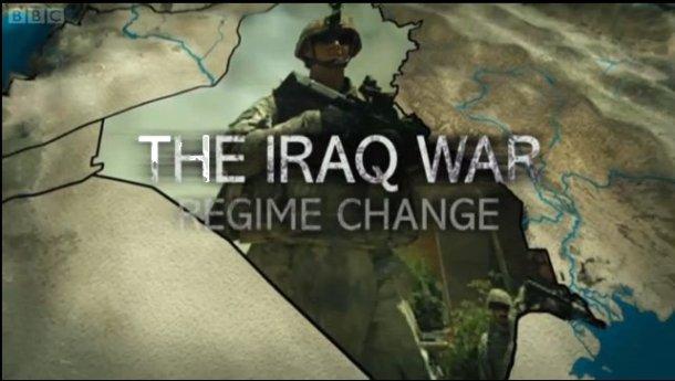 BBC TV's The Iraq War - a TV whitewash