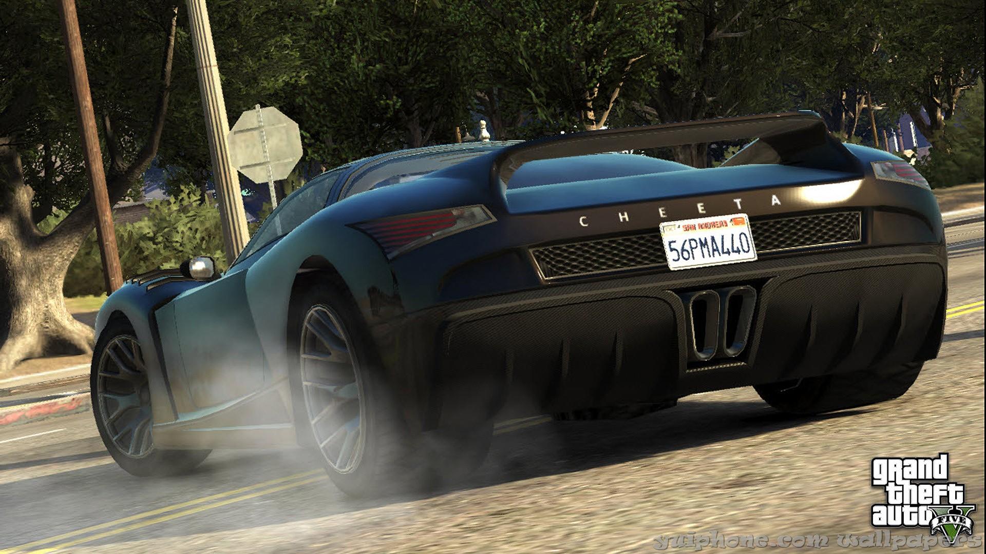 1920 X 1080 In Grand Theft Auto V