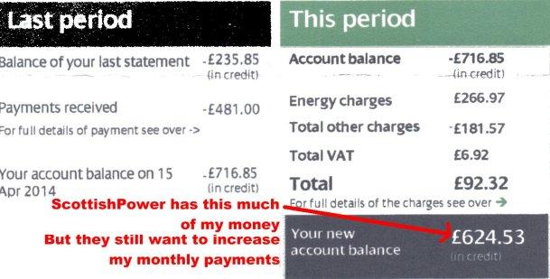 ScottishPower scam