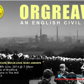 Orgreave – an English Civil War (review)
