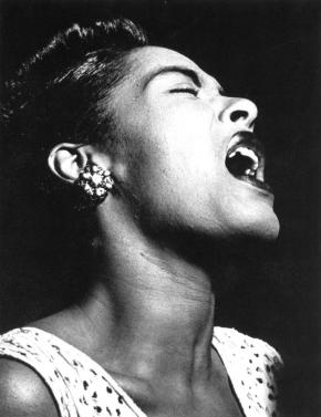 Happy birthday, Lady Day