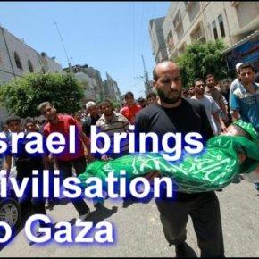 Bradford rallies forGaza
