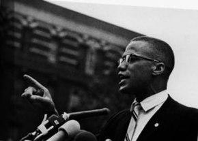 In Memoriam Malcolm X, May 19, 1925 – February 21,1965