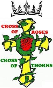 CrossOfRosesCrossOfThorns